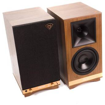 Klipsch The Sixes - TRANSPORT GRATIS - 30 rat 0 procent lub rabat - kolor orzech - cena za 1 szt