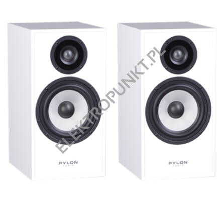 Pylon Audio Pearl Monitor HG - TRANSPORT GRATIS - 30 rat 0 procent lub rabat - kolor biały - cena za 1 szt
